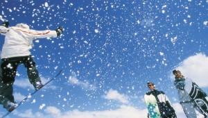 ROBINSON Club Arosa Snowboarden in Graubünden im Schanfigger Tal