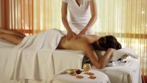 ROBINSON Club Arosa Entspannende Massage im großen WellFit Bereich