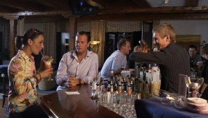 ROBINSON Club Arosa Frische und leckere Drinks von der Bar am Abend