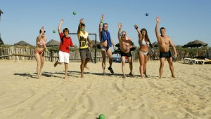CLUB MAGIC LIFE Africana Imperial Animation und Sportprogramm am Strand