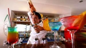 CLUB MAGIC LIFE Fuerteventura Imperial Leckere Cocktails an der Lobbybar