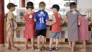 ROBINSON Club Pamfilya mit besonderes leckerem Buffet für Kinder