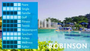 ROBINSON Club Pamfilya bei Diko Reisen Ihrem Kölner Reisebüro