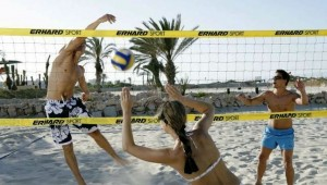 CLUB MAGIC LIFE Penelope Beach Imperial Beachvolleyball spielen am Strand