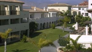 ROBINSON Club Playa Granada Überblick über die Anlage und Sonnenterrassen