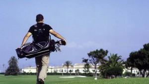 ROBINSON Club Playa Granada Golfplatz mit Golflehrer und Caddie