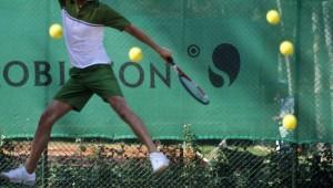 ROBINSON Club Camyuva Tennisunterricht für Anfänger und Fortgeschrittene