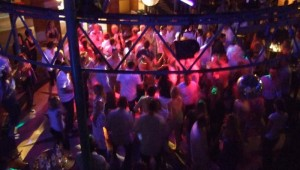 ROBINSON Club Camyuva Party im Nite Club bis in den späten Abend