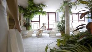 ROBINSON Club Alpenrose Zürs Entspannen im WellFit Wellnessbereich