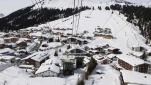 ROBINSON Club Alpenrose Zürs Skilift zum Arlberg und zu den vielen Skipisten