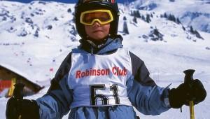 ROBINSON Club Alpenrose Zürs Skikurse und Übungspisten für Kinder