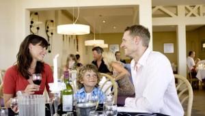 ROBINSON Club Esquinzo Playa Restaurant für Familien mit Kindern