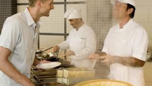 ROBINSON Club Esquinzo Playa Frische Zubereitung der Gerichte