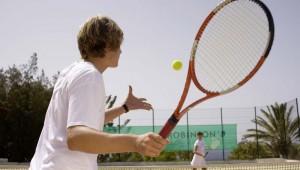 ROBINSON Club Esquinzo Playa Tennisplatz für Anfänger und Fortgeschrittene