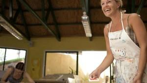 ROBINSON Club Esquinzo Playa Kunst im Maleratelier mit Kunstlehrern