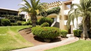 ROBINSON Club Esquinzo Playa Gartenanlage mit Bungalows
