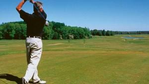 ROBINSON Club Fleesensee Überblick über den 18-Loch großen Golfplatz