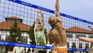 ROBINSON Club Fleesensee Beachvolleyball und andere tolle Sportangebote