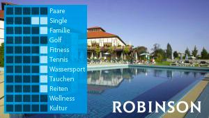 ROBINSON Club Fleesensee von Diko Reisen ihrem Reisebüro in Köln