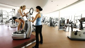 ROBINSON Club Jandia Playa Power Plate im Fitnessstudio und Trainer