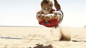 ROBINSON Club Jandia Playa Beachvolleyball Kurse am Strand mit Meerblick