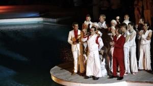 ROBINSON Club Jandia Playa abendliches Unterhaltungsprogramm am Pool