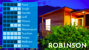 ROBINSON Club Landskron bei Diko Reisen, Ihrem Reisebüro in Köln