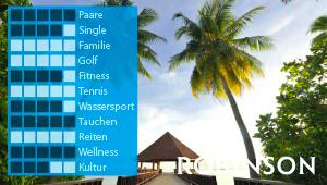 ROBINSON Club Malediven bei Diko Reisen Ihrem Reisebüro in Köln