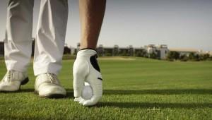 ROBINSON Club Quinta da Ria Golfplatz mit Golflehrer und Caddie