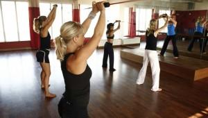 ROBINSON Club Quinta da Ria Fitness und Aerobic Sport mit Personal Trainer