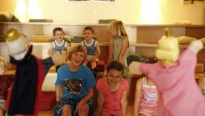 ROBINSON Club Quinta da Ria Kinderanimation und Kinderbetreuung
