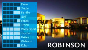ROBINSON Club Quinta da Ria bei Diko Reisen Ihrem Reisebüro in Köln