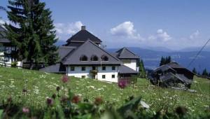 ROBINSON Club Schlanitzen Alm Einzigartiger Blick auf das Tal von Kärnten