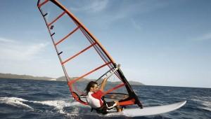 ROBINSON Club Sarigerme Park Windsurfen an der türkischen Riviera