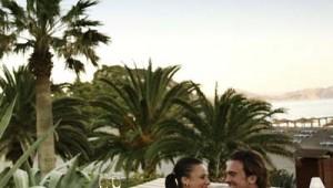 ROBINSON Club Sarigerme Park Whirlpool mit tollem Ausblick auf das Meer