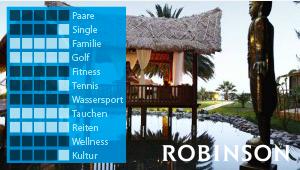 ROBINSON Club Sarigerme Park bei Diko Reisen Reisebüro in Köln