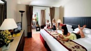 CLUB MAGIC LIFE Sharm el Sheikh Imperial Suite mit Balkon und Meerblick