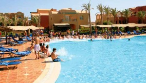 CLUB MAGIC LIFE Sharm el Sheikh Imperial Kinderanimtion direkt am Pool