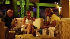 ROBINSON Club Soma Bay Drinks in geselliger Runde am Abend in der Lounge