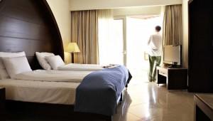 ROBINSON Club Soma Bay Doppelzimmer Typ 1 mit Balkon und Meerblick