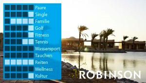 ROBINSON Club Soma Bay bei Diko Reisen, Ihr Reisebüro in Köln
