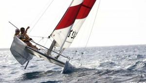 ROBINSON Club Soma Bay Segeltörn mit dem Katamaran auf dem Roten Meer