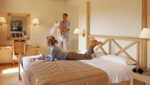 ROBINSON Club Cala Serena Doppelzimmer Typ 1 mit Balkon und Meerblick