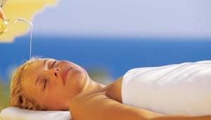 ROBINSON Club Cala Serena WellFit Öl Massage unter freiem Himmel