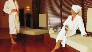 ROBINSON Club Cala Serena Entspannen Sie im WellFit Wellnessbereich