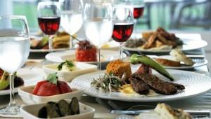 CLUB MAGIC LIFE Belek Imperial à la Carte Restaurant mit leckeren Speisen