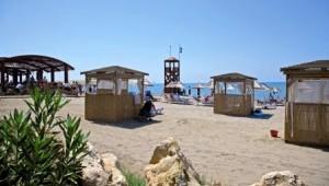 CLUB MAGIC LIFE Belek Imperial Überblick über den Strand und das Meer