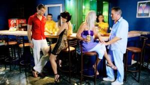 CLUB MAGIC LIFE Kemer Imperial Feiern Sie mit anderen Gästen in der Disco