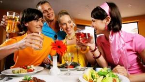 CLUB MAGIC LIFE Kemer Imperial Restaurant mit vielen Gerichten und Getränken