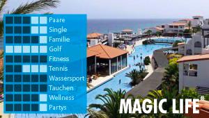 CLUB MAGIC LIFE Fuerteventura Imperial bei Diko Reisen, Ihr Reisebüro Köln